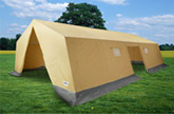 Sanitary and Habitation Tents